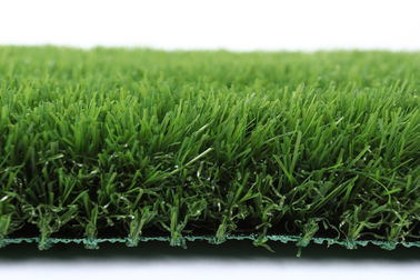 China U Shape 20mm Pet Friendly Fake Grass PE Soft And Durable Indoor / Outdoor Use supplier