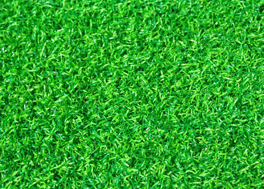 China Real Looking Mini Artificial Turf For Golf Putting Green Bicolor 5500 Density supplier