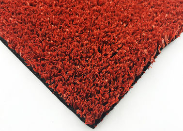 China PP Compound Synthetic Basketball Court Turf 10mm Artificial Grass For Basketball supplier