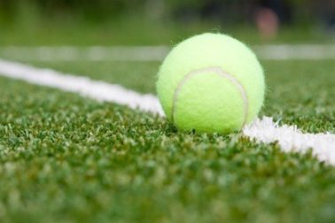 China UV Resistant Tennis Court Artificial Grass supplier