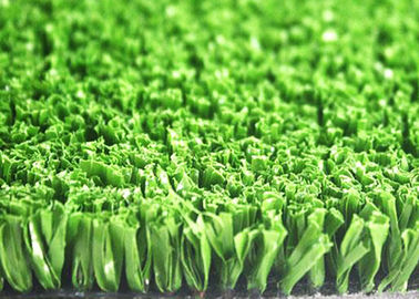 China UV Resistant Artificial Grass For Cricket Pitch 6600 Density with Short Yarn supplier