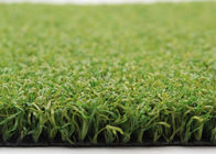 China 15mm Golf Artificial Turf PP Curled Yarn Bicolor Backyard Artificial Putting Green factory