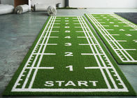 China Measurable Meter Mark Indoor Turf For Gym Fitness Sled Track 25 Mm Height distributor