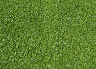 China Real Looking Artificial Turf For Golf Putting Green 18mm 5500 Density Curled Yarn factory