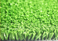 China 13mm Natural Looking Green Artificial Grass For Sports Croquet Sand / Rubber Infill factory