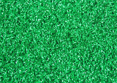 Environmental Real Looking Synthetic Grass For Croquet Abrasive Resistance