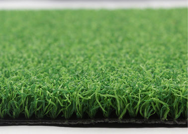 Slip Resistant Golf Artificial Turf Synthetic Outdoor Fireproof 15 Mm Non Infill