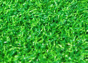 Natural Looking Mini Golf Green Artificial Turf PE Curled Yarn Non - Toxic